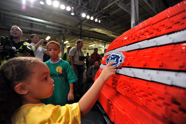 Ford-Legoland partnership