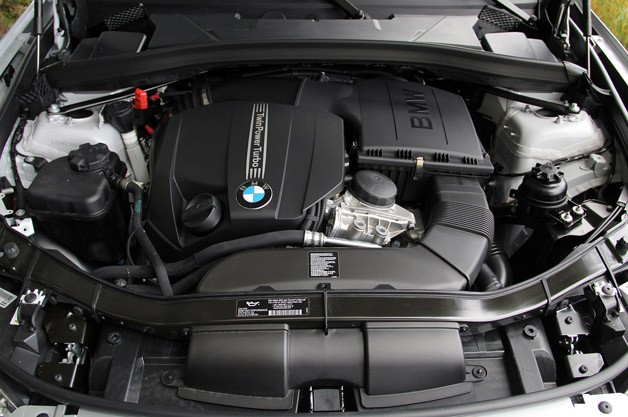 2013 BMW X1 engine