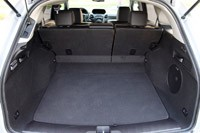 2013 Acura RDX rear cargo area