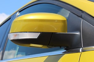 2012 Ford Focus 1.0-liter EcoBoost side mirror