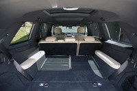 2013 Mercedes-Benz GL450 rear cargo area
