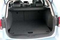 2012 Chevrolet Cruze Wagon rear cargo area