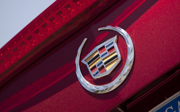 2013 Cadillac ATS logo