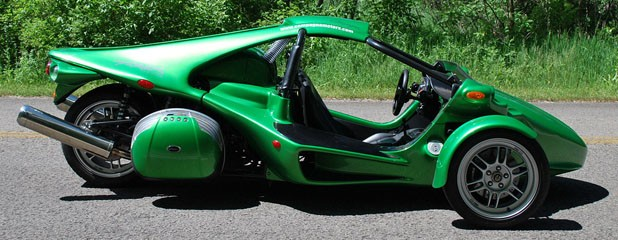 2012 Campagna T-Rex 14R side view