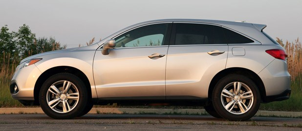 2013 Acura RDX side view