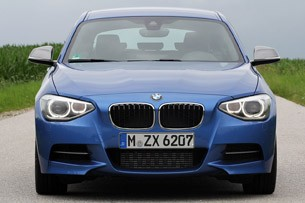 2012 BMW M135i front view