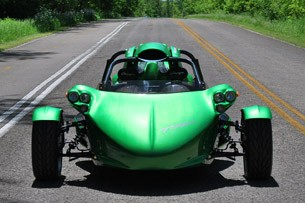 2012 Campagna T-Rex 14R front view