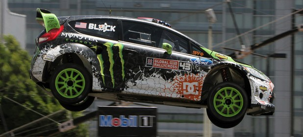 X Games 18 RallyCross