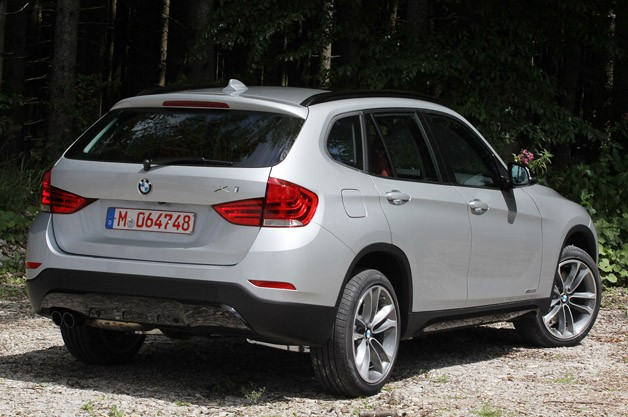 2013 Bmw X1 W Video Autoblog