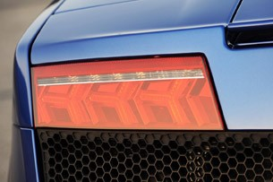 2012 Lamborghini Gallardo LP 550-2 Spyder taillights