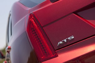 2013 Cadillac ATS taillight