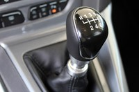 2012 Ford Focus 1.0-liter EcoBoost shifter