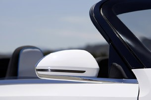Volkswagen E-Bugster Concept side mirror