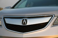 2013 Acura RDX grille