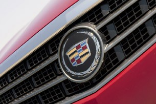 2013 Cadillac ATS grille