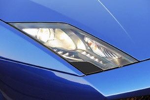 2012 Lamborghini Gallardo LP 550-2 Spyder headlight