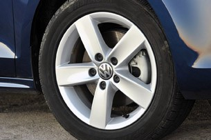 2011 Volkswagen Jetta TDI wheel