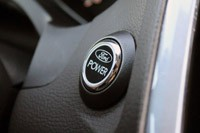 2012 Ford Focus 1.0-liter EcoBoost start button