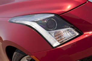 2013 Cadillac ATS headlight