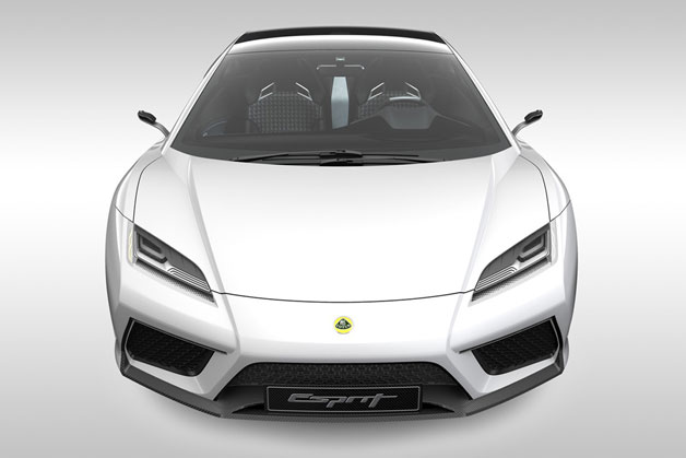 Lotus Esprit Concept