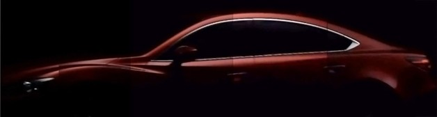 Mazda6 profile teaser image