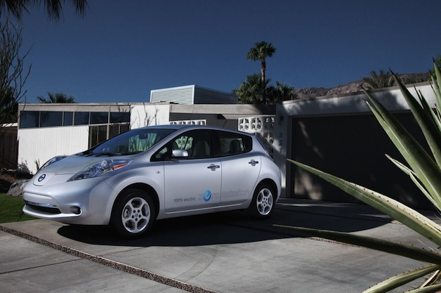 Nissan Leaf Arizona