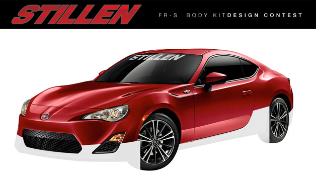 stillenfrsfront34 opt Stillen wants you to design its FR S body kit