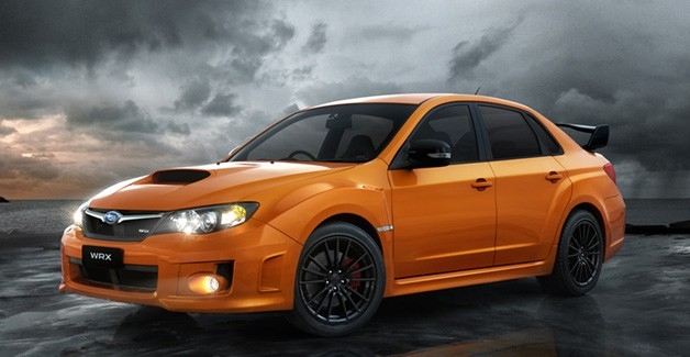 Subaru WRX Club Spec 11