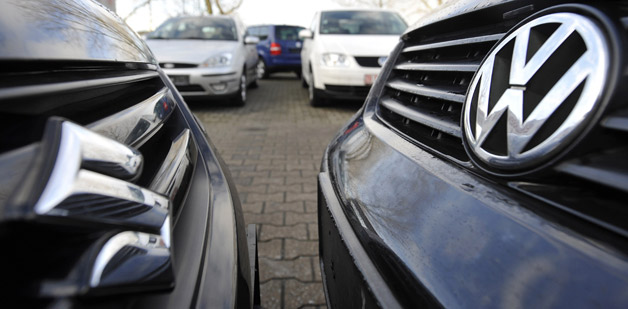suzuki and vw grilles Suzuki gets legal with VW over troubled partnership