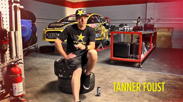 Tanner Foust Life in the Foust Lane