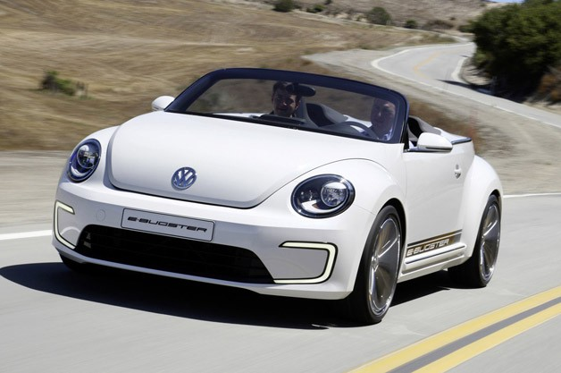 Volkswagen E-Bugster Concept