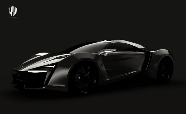 W Motors Hyper-sport