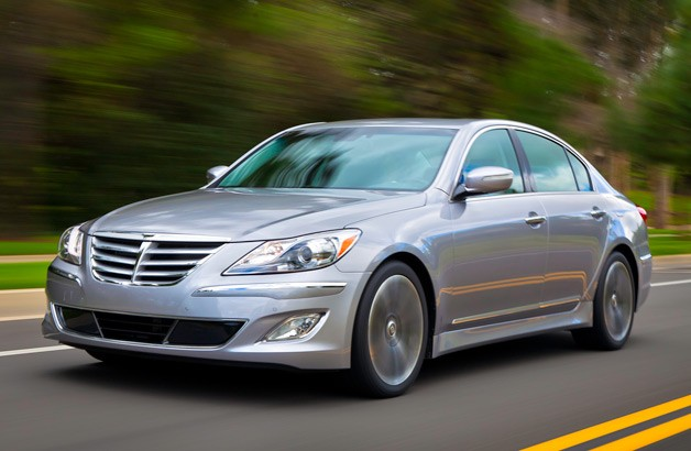 2013 Hyundai Genesis Sedan
