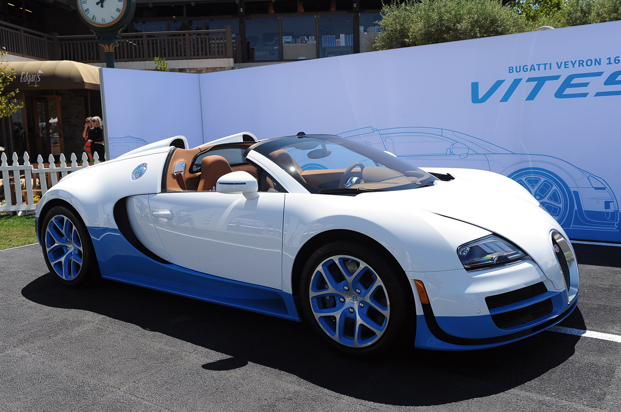 special edition bugatti veyron 16 4 grand sport vitesse sells for 2 5 million autoblog. Black Bedroom Furniture Sets. Home Design Ideas