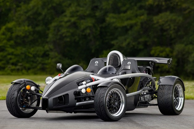 DDM Works Ariel Atom - front three-quarter view