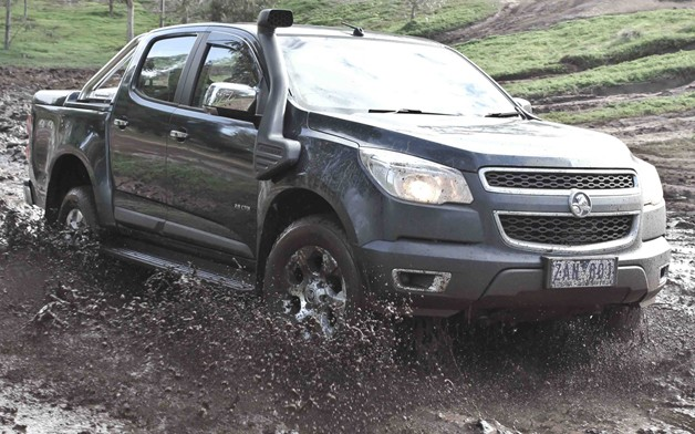 com stages global shootout with new Ranger, Colorado, Hilux and Amarok