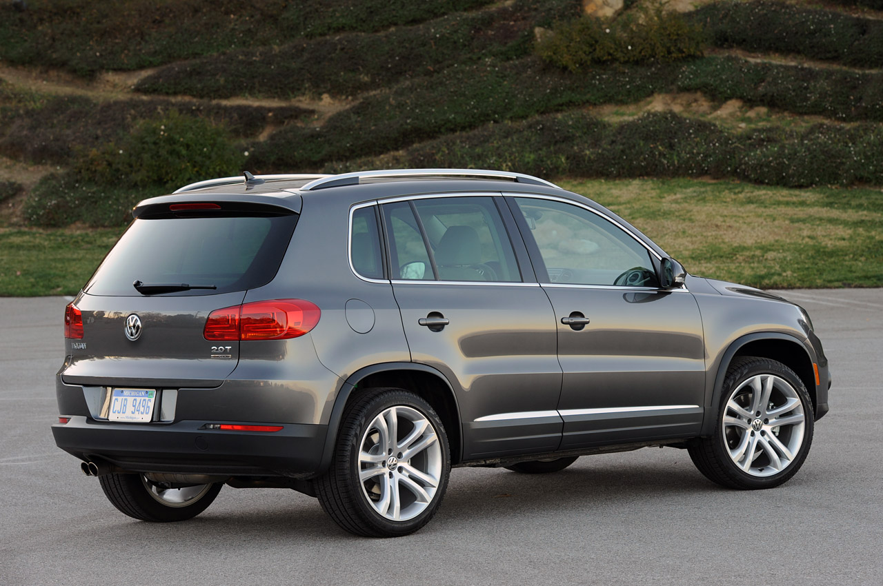 2012 Volkswagen Tiguan Review Photo Gallery Autoblog