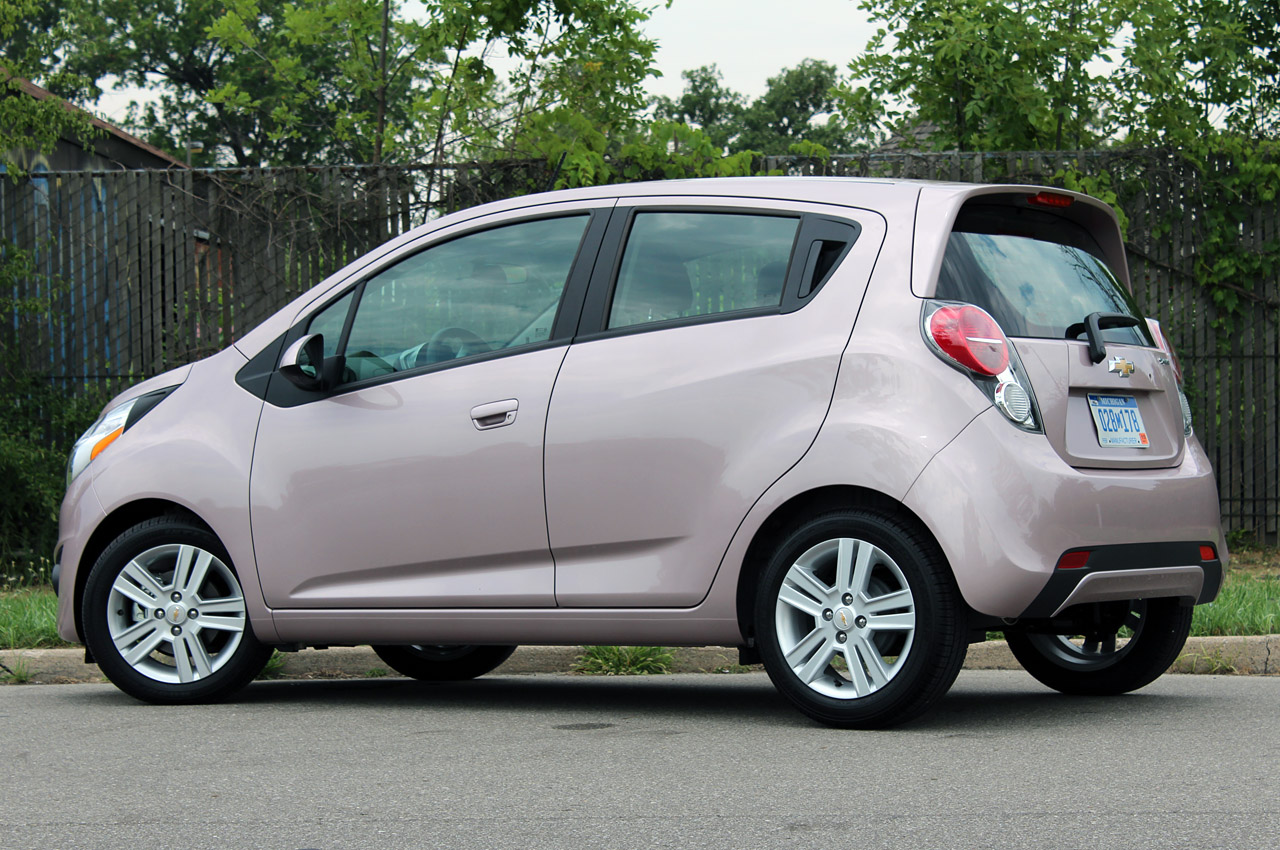 Image Result For Chevrolet Spark First Drive
