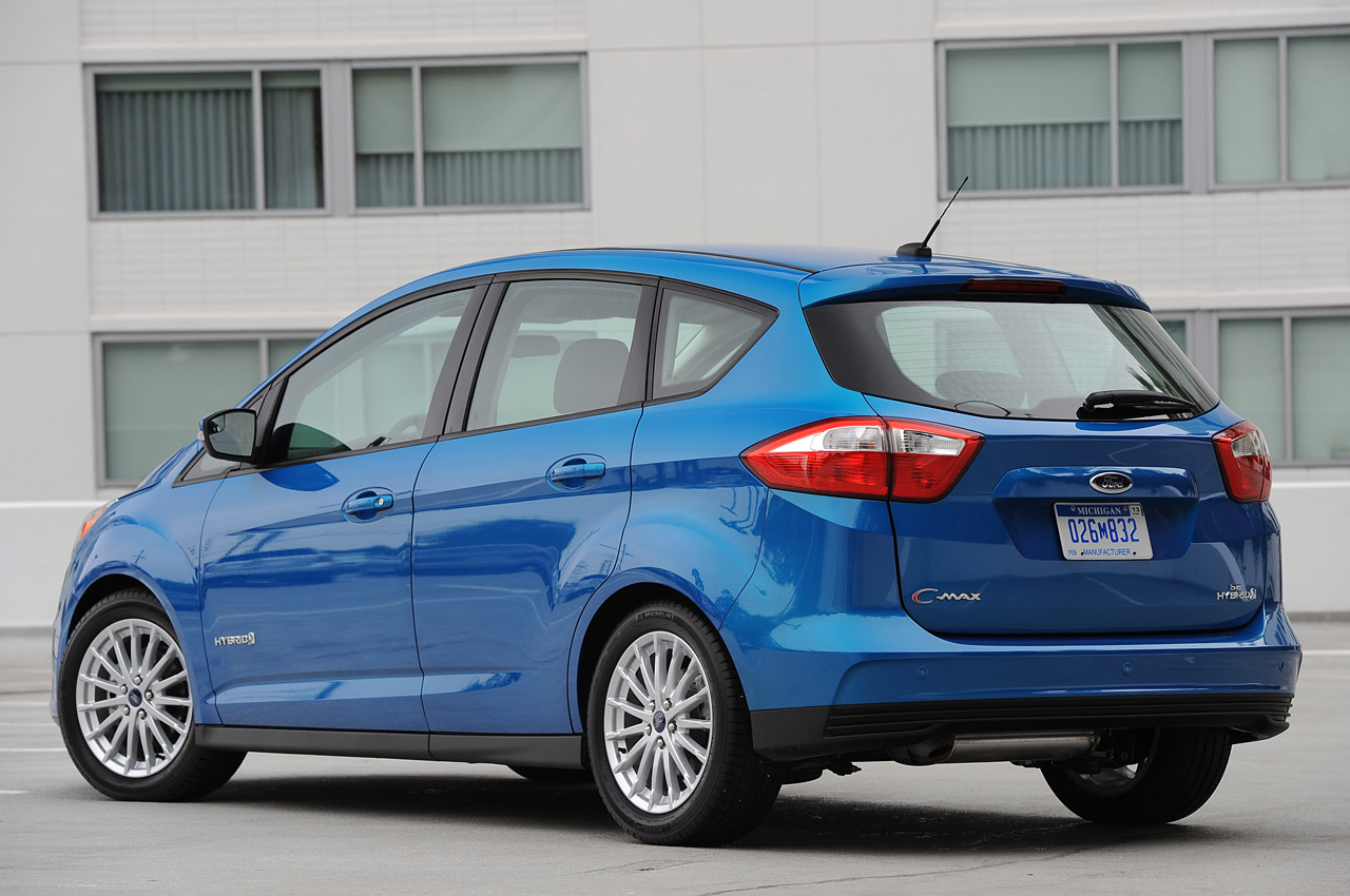 2013 ford c max hybrid first drive photo gallery autoblog. Black Bedroom Furniture Sets. Home Design Ideas