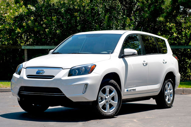2012 RAV4 EV