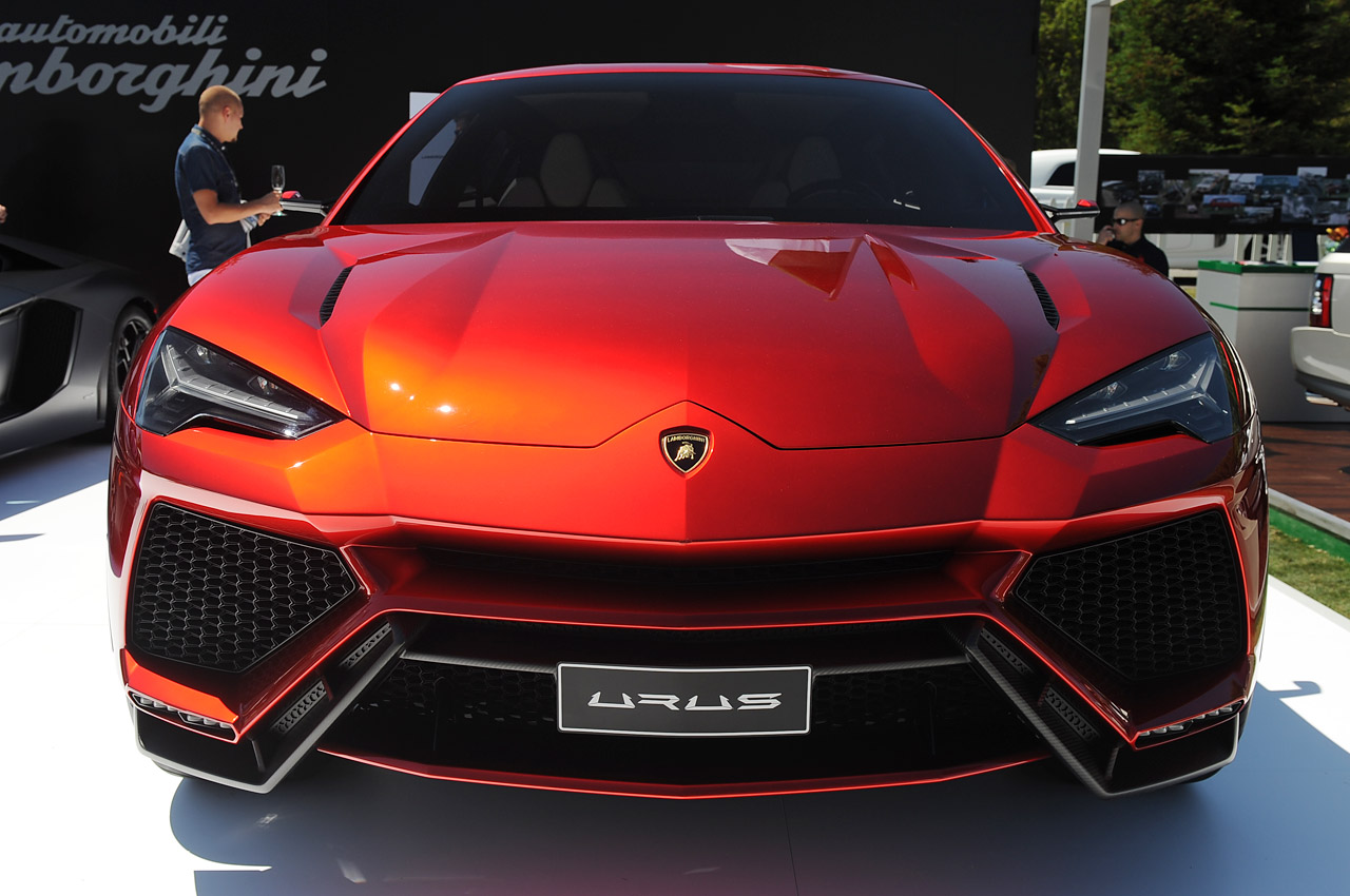 Lamborghini Urus gets the green light for production [UPDATE]  Autoblog