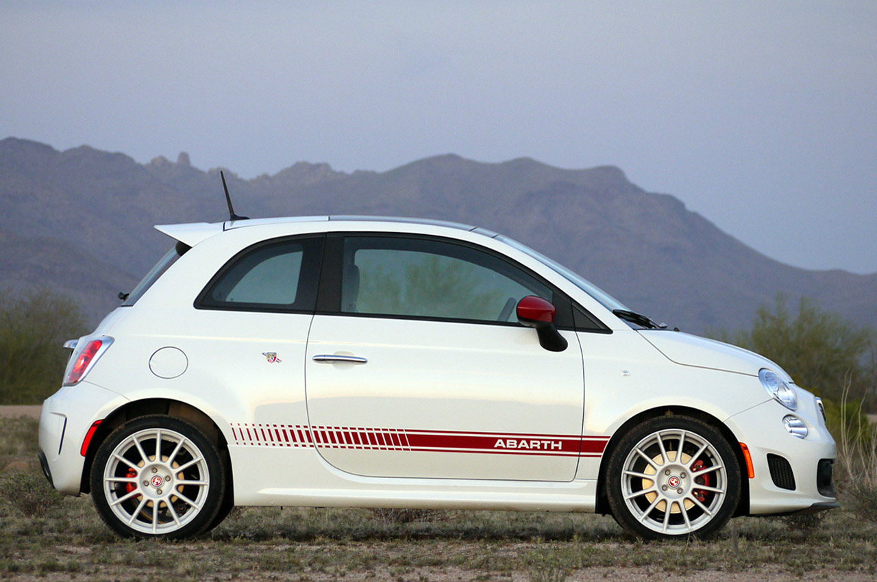 Fiat Abarth Review