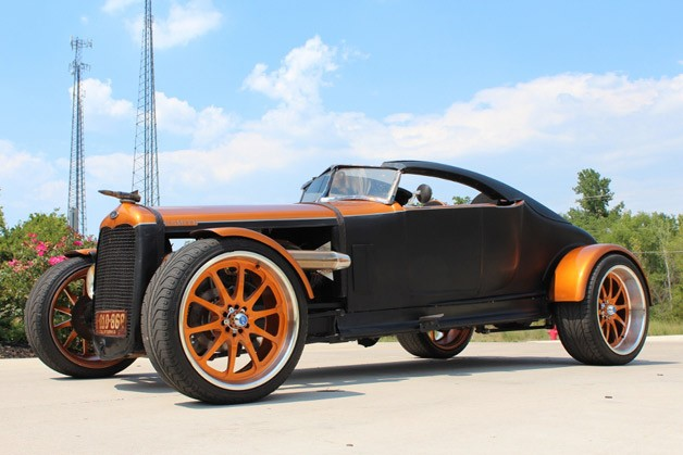 1927 Ford Model T Rat Rod/Resto Mod on eBay