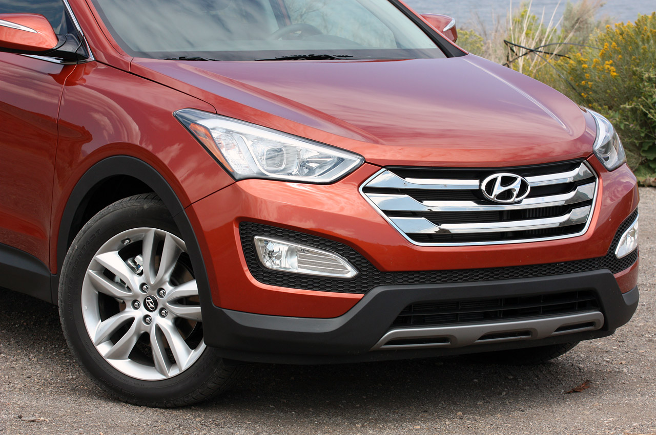 2013 hyundai santa fe sport first drive photo gallery autoblog. Black Bedroom Furniture Sets. Home Design Ideas