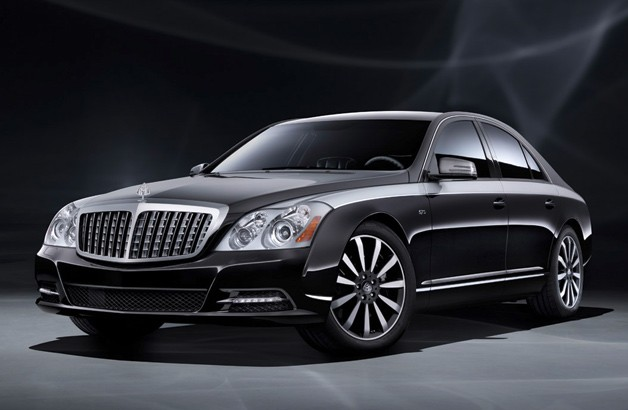 Maybach strictly discontinues all models for 2013