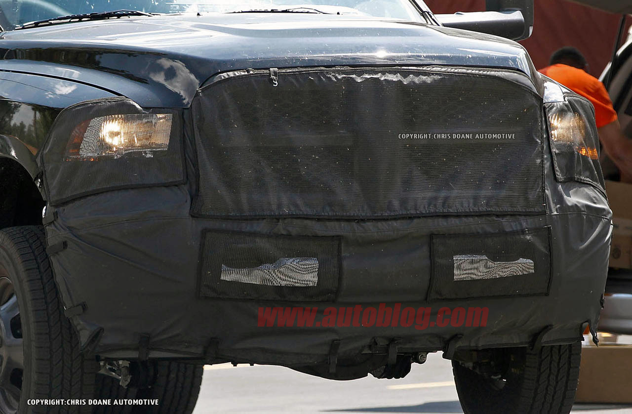 2015 Dodge Ram Spy Shot | Autos Weblog