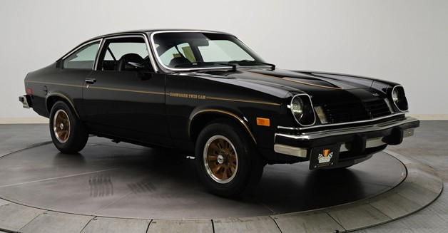 Chevy Vega Cosworth - timecapsule eBay find