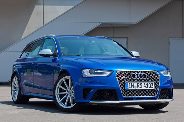 This Avant feels tremendously more happy being pushed around than any of the previous RS4s. We were allowed