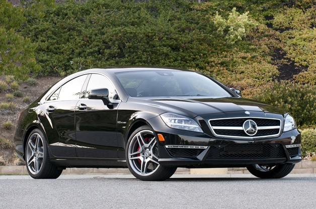 2012 Mercedes-Benz CLS63 AMG