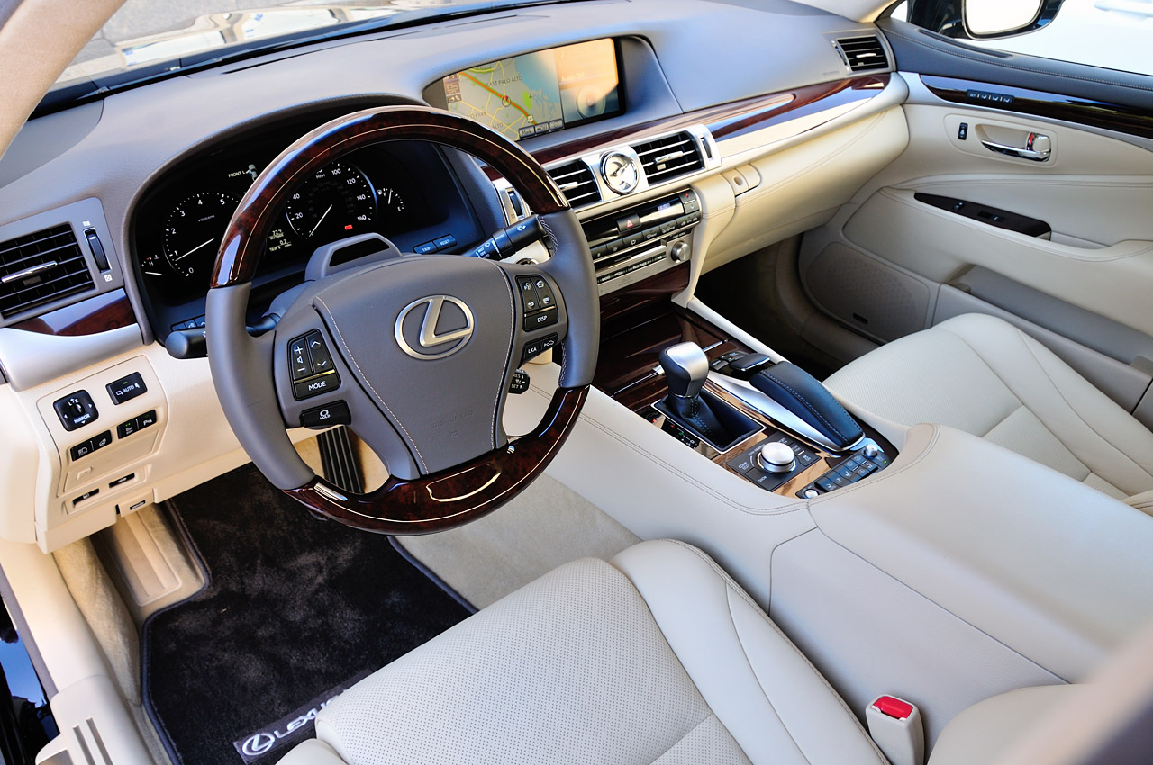 2013 Lexus LS: First Drive Photo Gallery - Autoblogls lolitas